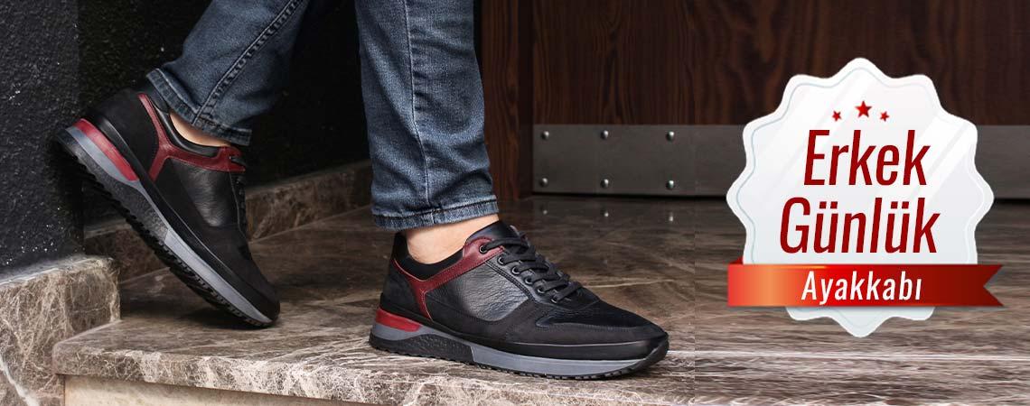 Günlük Erkek Ayakkabı
