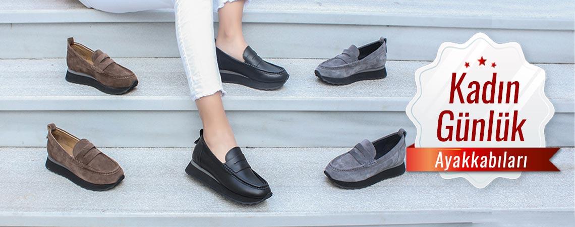 Günlük Kadın Ayakkabısı